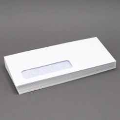 Security Tint #10 24lb Window Envelope 500/box