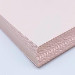 Cranes Lettra Impress Light Pink 8-1/2 x 11 110lb 125/pkg