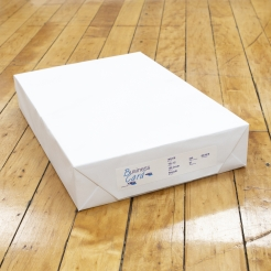 Paperworks BC Cover 18x12 100lb Solar White 250/pkg