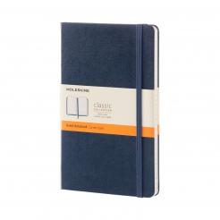 Moleskine Journal Sapphire Blue (Large Lined)