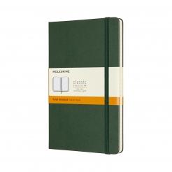 Moleskine Journal Green (Large Lined)