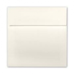 SAVOY Envelope Bright White 6-1/2 x 6-1/2 Square 50/pkg