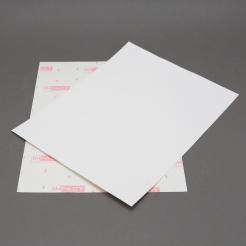 Label Paper White Offset 8-1/2x11 100/pkg