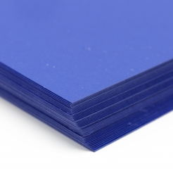 So Silk Cover Fair Blue 12x18 130lb/350g 100/pkg