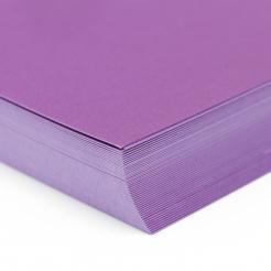 So Silk Cover Fashion Purple 8-1/2x14 130lb/350g 100/pkg