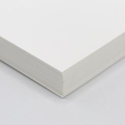 French Construction Pure White 8-1/2x11 100lb 100/pkg