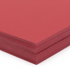 Plike Cover Bordeau 8-1/2x11 122lb/330g 100/pkg