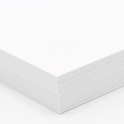 Plike Text White 11x17 95lb/140g 100/pkg