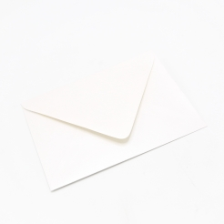 Stardream Crystal A-1 Euro Flap [3-5/8x5-1/8] Envelope 50/pkg