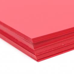 Curious Skin Red 11x17 100lb/270g Cover 100/pkg
