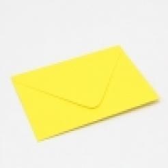 Colorplan Factory Yellow A1 Envelope 50pk
