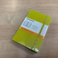 Moleskine Journal Dandelion Yellow (Pocket Lined - CLOSEOUT)