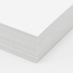 CLOSEOUTS Mohawk Via Text White Fiber 8-1/2x11 70lb 500/pkg