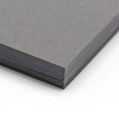 Colorplan Dark Gray 19x25 130lb cover 25pk