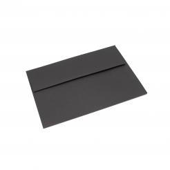 Basis Premium Envelope A1 [3-5/8x5-1/8] Black 50/pkg