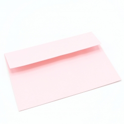 Basis Premium Envelope A1[3-5/8x5-1/8] Pink 250/Box