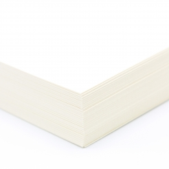 Superfine Eggshell Cover Soft White 8-1/2x11 80lb 250/pkg