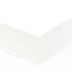 CLOSEOUTS Mohawk Via PC Cool White Cover 8-1/2x11 100lb 250/pkg
