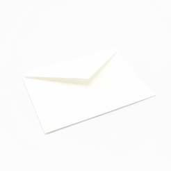 Crest 5-1/2 Baronial White Envelope [4-3/8x5-3/4] 250/box