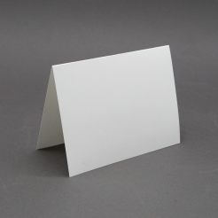 Platinum 5-1/2 Bar White Plain Foldover 5-1/2x8-1/2 250/box