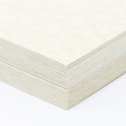 Paperworks Bistro Parchment Cafe Latte 8-1/2 x 11 65lb Cover 250/pkg
