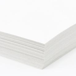 Royal Fiber Cover 80lb White 8-1/2x11 250/pkg