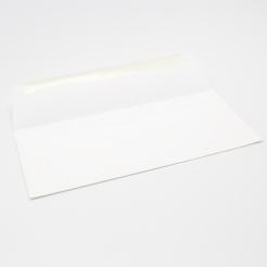 SAVOY Envelope Bright White #10 80lb Square Flap 50/pkg