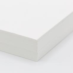 SAVOY Natural White 8-1/2x11 236lb/40pt DTC Cover 50/pkg