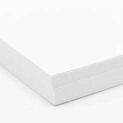 SAVOY Bright White 8-1/2x11 118lb/20pt Cover 100/pkg