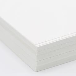 SAVOY Brilliant White 8-1/2x11 80lb/9pt Text 100/pkg