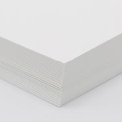 SAVOY Bright White 8-1/2x11 236lb/40pt DTC Cover 50/pkg