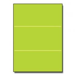 Tri-Fold Brochure 8-1/2x11 65lb Astro Terra Green 250/pkg