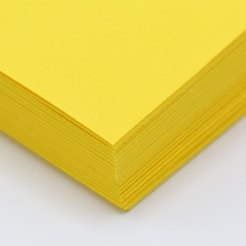 Astrobright Cover Solar Yellow 8-1/2x11 80lb 250/pkg