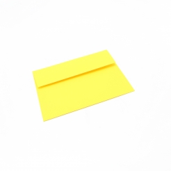 Astrobright Envelope Solar Yellow A7[5-1/4x7-1/4] 250/box