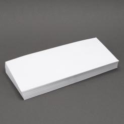White Wove #11-24lb Regular Envelope 500/box