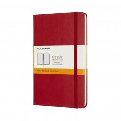 Moleskine Journal Scarlet Red (Large Lined)