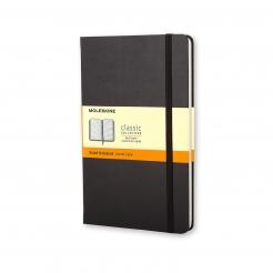 Moleskine Journal Black (Pocket Lined)