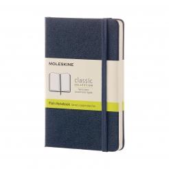 Moleskine Journal Sapphire Blue (Pocket Plain)