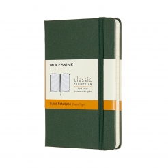 Moleskine Journal Green (Pocket Lined)
