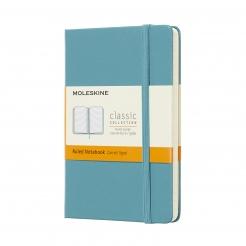 Moleskine Journal Reef Blue (Pocket Lined)