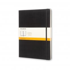 Moleskine Journal Black (XL Lined)
